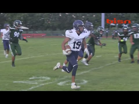Chartrand-Penera Scores On Both Sides Of The Ball As Kamehameha-Hawai'i Runs Away From Pahoa