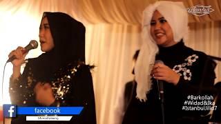 Barokallah ( Ika & Widad ) ISTANBUL GAMBUS Live 14 - 12 -2019 Ngingas - Waru - Sidoarjo