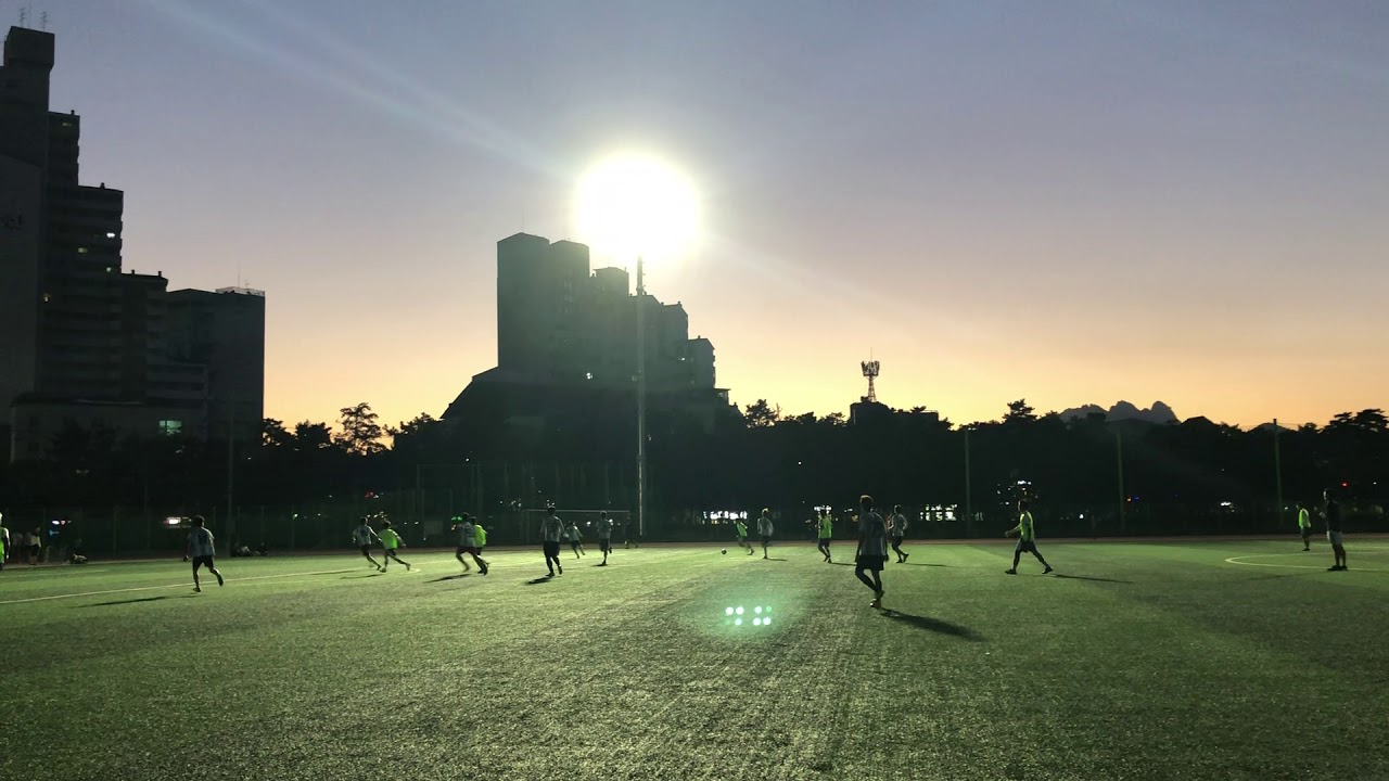 [SeoulTech Cup 2018] DoksanChuncheon v SNSS