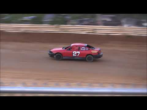 Compact Feature from Jackson County Speedway, July 6th, 2018.
