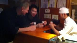 Brian @hane sushi 1/20-12
