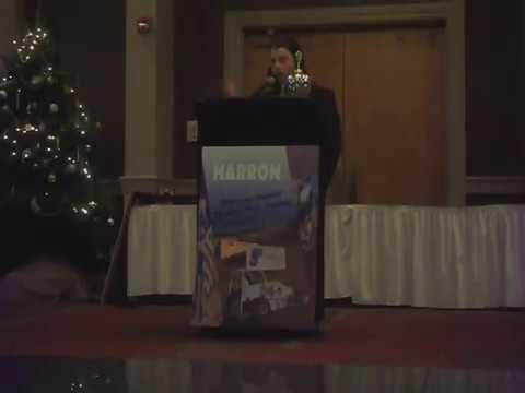 Devin Harron 2016 Banquet Speech