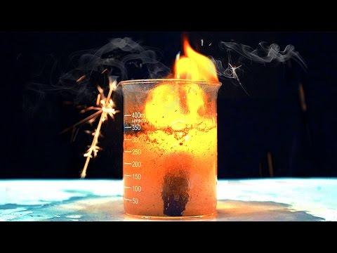 11 крутих експериментів з водою!