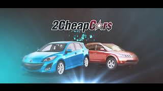 2 Cheap Cars 2019 New Year Countdown Sale! Save Thousands!