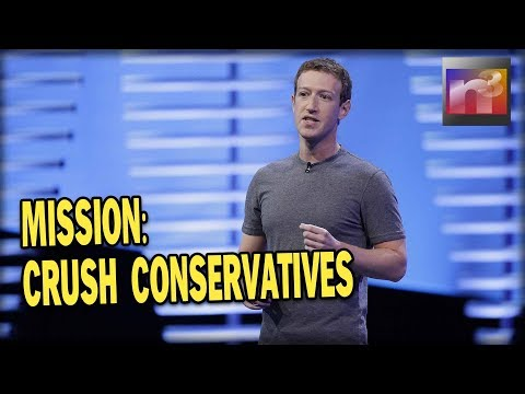 THIS MUST STOP! Facebook Algorithm Just DESTROYED Another Top Conservative Website
