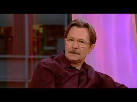 Gary Oldman on 'The One Show' 2011 (the complete show)