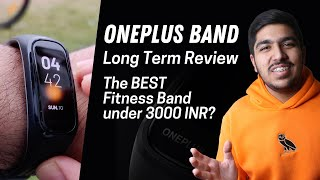 OnePlus Band Review - The BEST Fitness Band under 3000 INR?