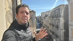 Live! Life In LOCKDOWN Sicily ITALY | Going To Buy FOOD