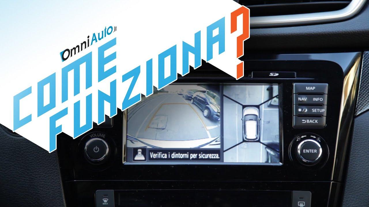 Telecamera Di Retromarcia A 360 Gradi Comefunziona