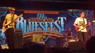 Houndmouth 2016-03-27 Hey Rose at Byron Bay Bluesfest