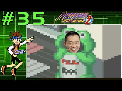 Mega Man Battle Network 2 - Part 35: Thanks Inafune