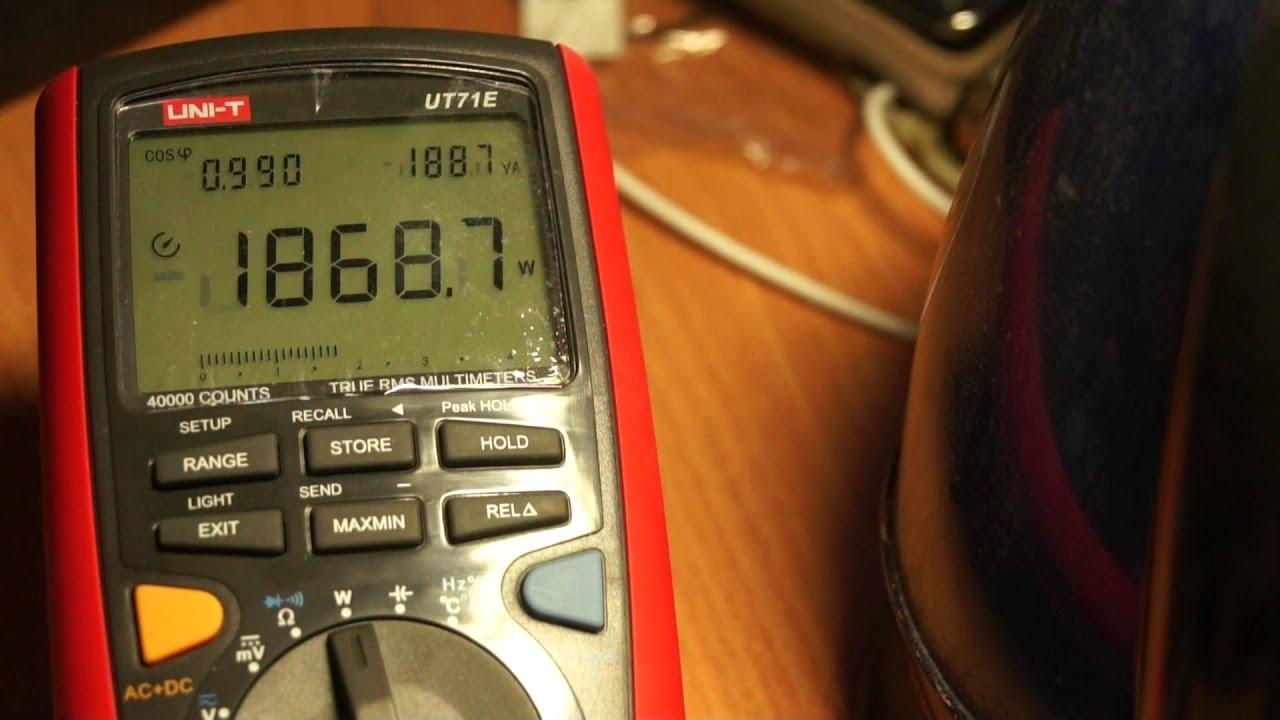 Мультиметр UNI-T UT71E