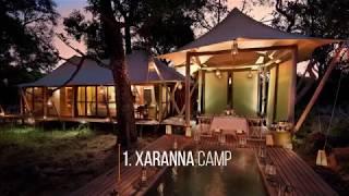 The Best Luxury Safari Camps in Botswana