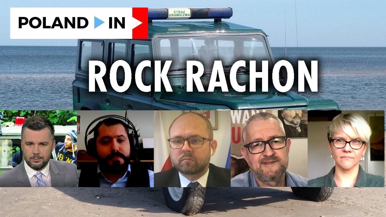 ROCK RACHON   14.10.2021   GUESTS: F. ALMASSY, M. PRZYDACZ, R. ZIEMKIEWICZ, A. KOŁEK   Poland In