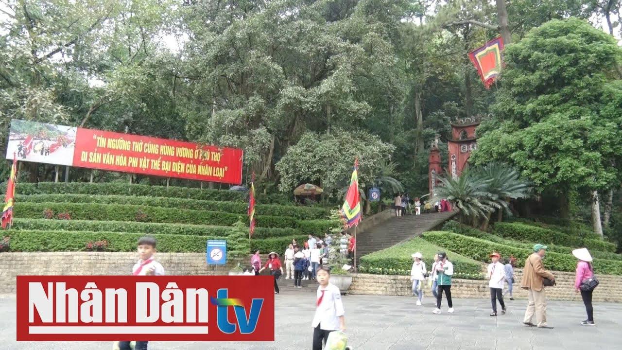 Giỗ Tổ Hùng Vương chỉ tổ chức 3 lễ chính