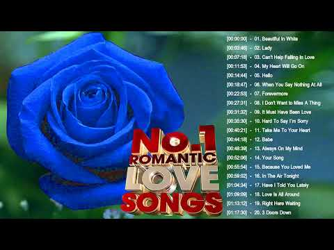 Romantic Love Songs - Broken Heart Collection Of Love Songs - Greatest Love Songs Ever