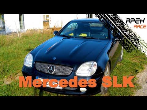 // 🚗 2001 Mercedes Benz SLK 230 Kompressor R170   Review