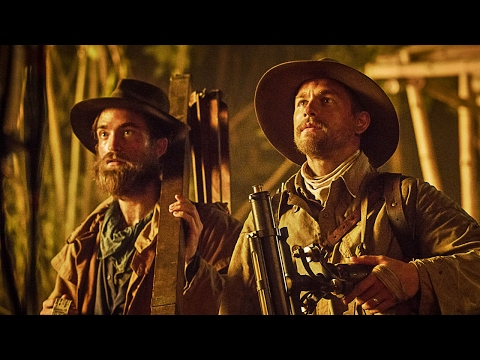 'The Lost City of Z'   2017  Charlie Hunnam, Robert Pattinson