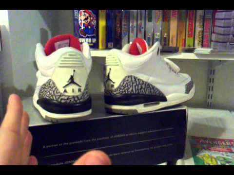 Kick Comparison: Air Jordan 3 & Nike Air Revolution 2003 - 10 Years later