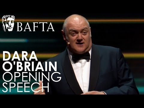 Dara Ó Briain's Opening Monologue for the BAFTA Games Awards 2018