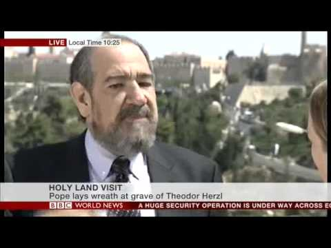 BBC Interview on the Visit of Francis I to Jerusalem