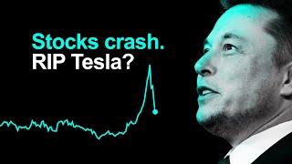 Stock Market Crash: What It Means For Tesla Tsla