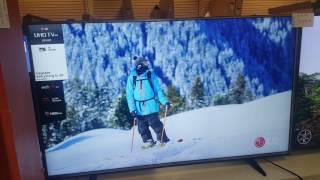 """65UH6150 65"""" LG HDR PRO 4K smart LED TV @ $650"""