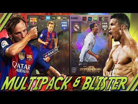 THE BEST MULTIPACK EVER?! *TOP-MASTER* | Panini Adrenalyn XL FIFA 365 2018