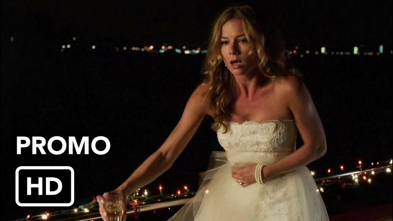 Revenge Season 3 Promo - Emily Shot on Her Wedding Day ...