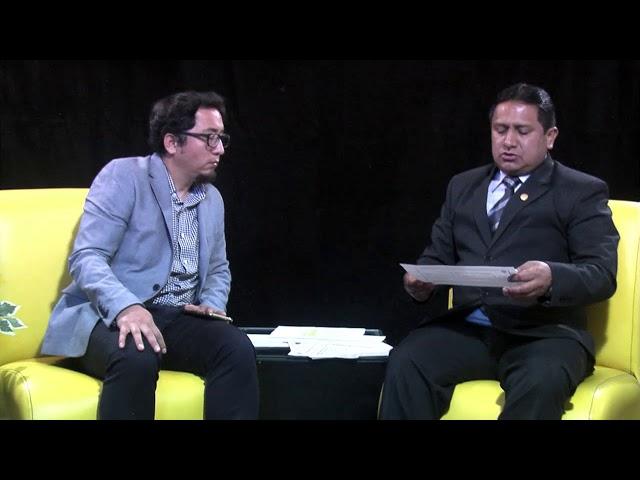 ENTREVISTA A Q.F. MARCIAL TORRES CABALLERO, DECANO NACIONAL DEL CQFP