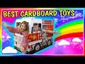 BEST TOYS MADE OF CARDBOARD ON AMAZON | We Are The Davises