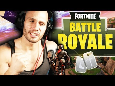 Flying Uwe zockt Fortnite!