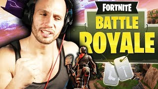 Flying Uwe live mit Fortnite!