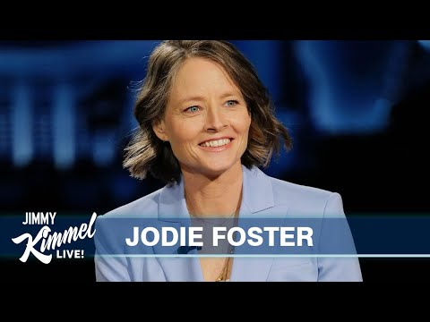 Jodie Foster on Aaron Rodgers Shoutout, Golden Globe Nominations & The Mauritanian