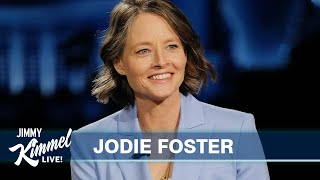 Jodie Foster on Aaron Rodgers Shoutout, Golden Globe Nominations \u0026 The Mauritanian