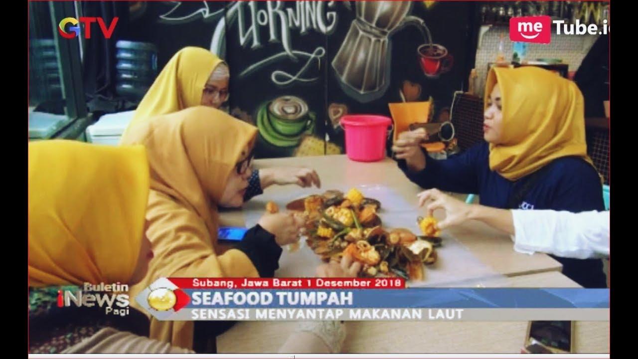 Yummy Sensasi Menikmati Seafood Tumpah Di Subang Jabar Bip 03 12
