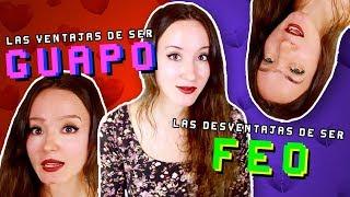 Por qué ser GUAPO es jugarse la vida en modo FÁCIL (y FEO en modo DIFÍCIL)