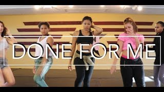 CHARLIE PUTH - Done For Me | @theINstituteofDancers | Choreography Alyssa Lenay