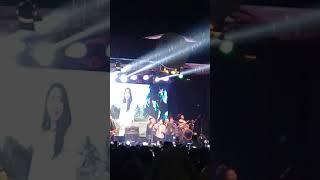 Caffein Feat Nagita - Hidupku Kan Damaikan Hatimu.. Live At Pagelarans In Padang