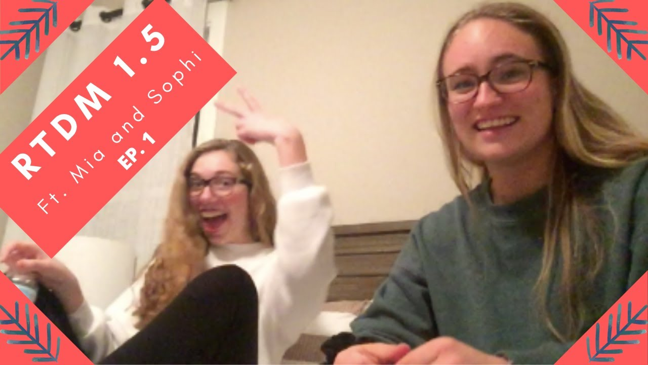 """Road to Drum Major 1.5: A Christmas Special"" ft. Mia and ..."