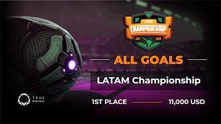 2020 Latam Championship All Goals History Made True Neutral