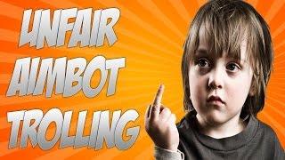 bo2 1v1 aimbot trolling ft mr cakiie