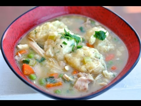 Quick And Easy Chicken Stew With Drop Dumplings Recipe