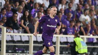Franck Ribery  Fiorentina 2020 Skills