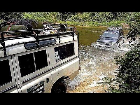 TIDUR DI HUTAN. (Hari ke 434 Keliling Indonesia)