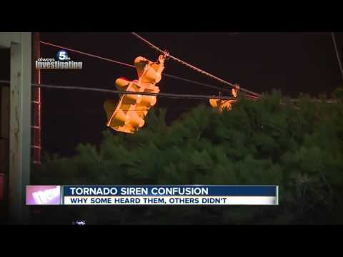 Tornado warning alerts inconsistent across Northeast Ohio