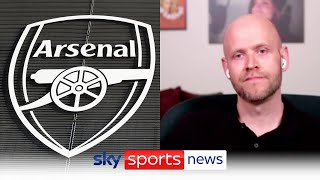 """I'm very serious, I have secured the funds"" - Daniel Ek on his Arsenal takeover bid"