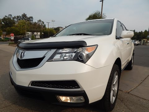 2010 Acura MDX SH AWD SUV Video Overview And Walk Around