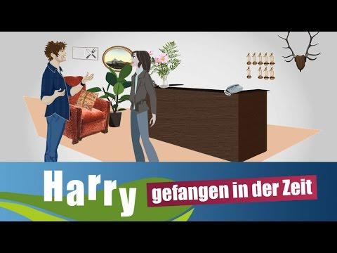 Learn German (A1-B1) | HARRY – gefangen in der Zeit | Episode 79