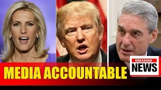BOMBSHELL!! Laura Ingraham Just DECLARED THIS KEY PROOF ON LIVE TV! MUELLER NEVER SAW THIS COMING!